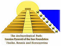 Archaeological Park Bosnian Pyramid Of The Sun